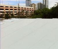 Bitumen Flat Roof